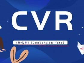 CVR是什么意思?CVR(转化率)(Conversion Rate)怎么计算?