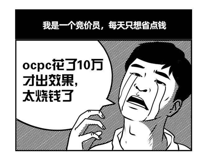 竞价员公认的第一难题,搜索OCPC,如何优化效果?
